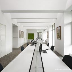 BMLZ工作室办公空间设计图