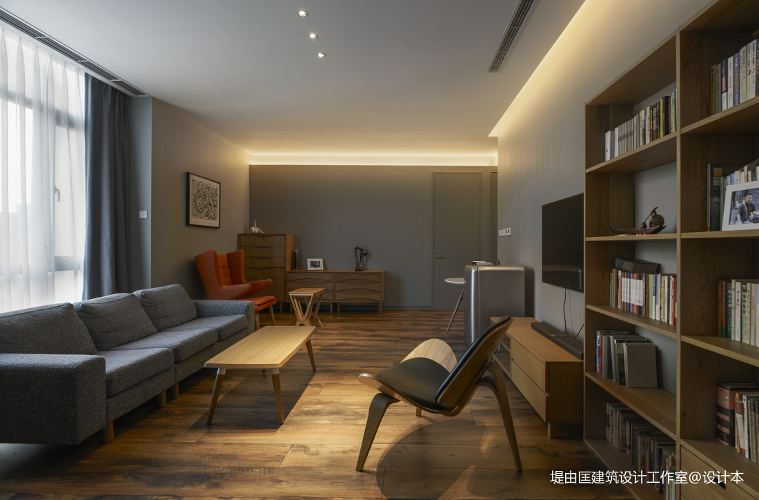BMLZ工作室休闲区设计图