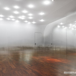 ANZAS 舞蹈教室地板图