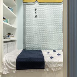 精致现代儿童房设计图片