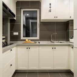 精致现代厨房设计图