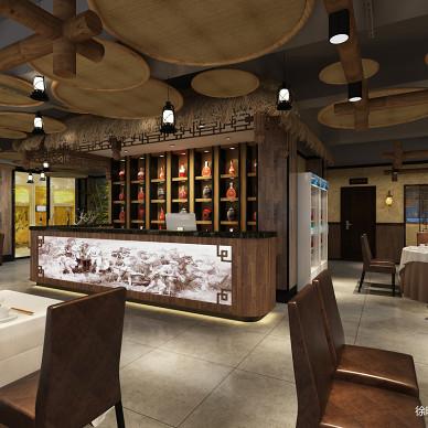 中餐廳設計_3292499