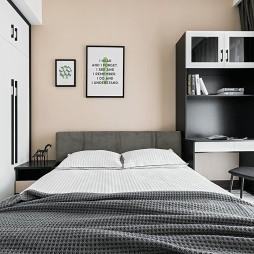 142㎡现代卧室衣柜设计图