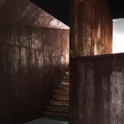 工业化办公室楼梯设计图