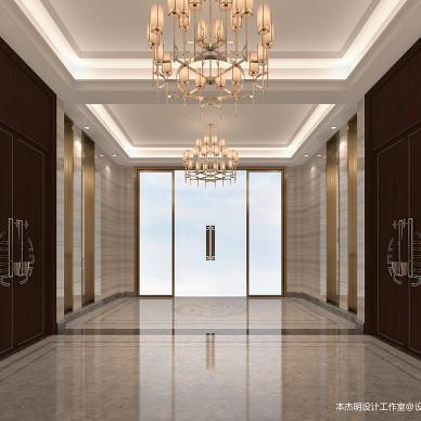 惠民上海城楼宇大堂_3297047