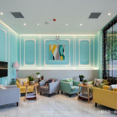 由伟壮展厅设计丨高颜值美容院——尤物生活_3297713