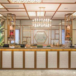 洋洋中餐厅大堂设计