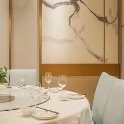洋洋中餐厅包厢设计