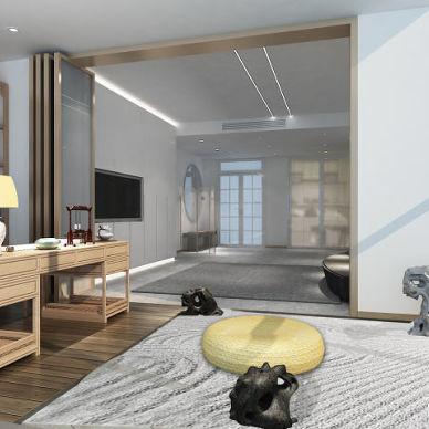 多个小居室空间案例。_3301776