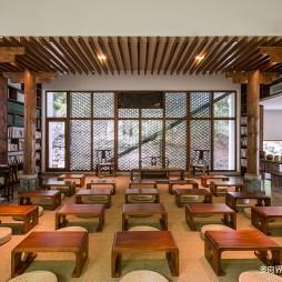 双溪书院室内设计