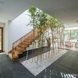 双溪书院楼梯设计