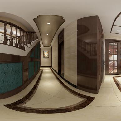 新中式别墅1_3306503