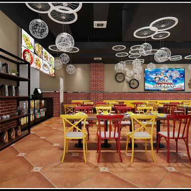万达高铁长途汽车站餐厅设计2018年6月_3308515