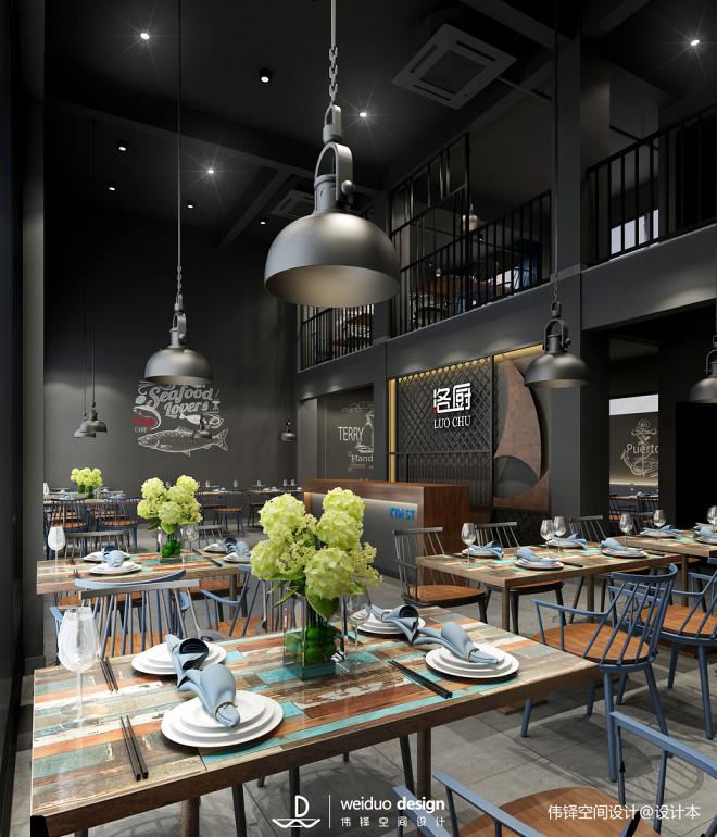 洛厨餐饮店_3309441