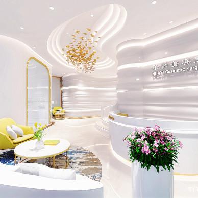 广州美容整形医院美容会所装修设计_3310206