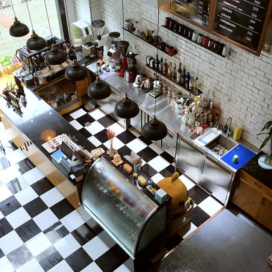 多丽斯咖啡店