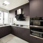 简约美式三居厨房设计