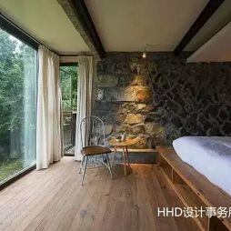簡約民宿酒店客房設計