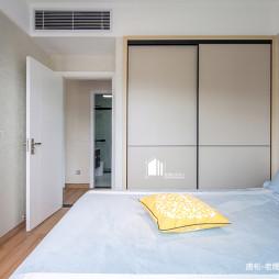 舒适简约风二居卧室设计