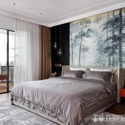 中式别墅卧室设计欣赏