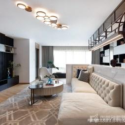 中式别墅客厅设计欣赏