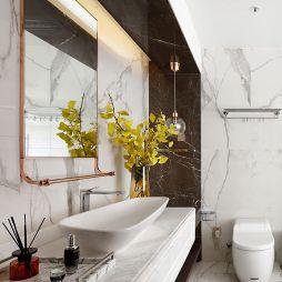 中式别墅浴室设计欣赏