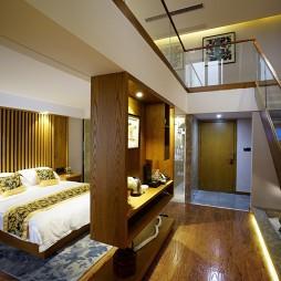 英溪河畔精品酒店复式客房设计