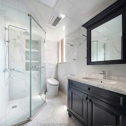 实用美式四居浴室设计
