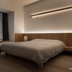 脱凡中式豪宅卧室设计