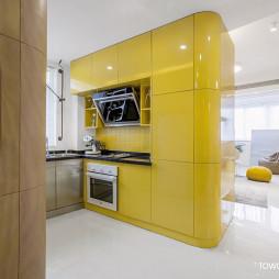 北欧小户型厨房设计效果