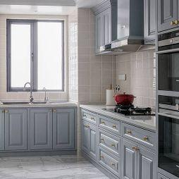 美式风四居厨房设计