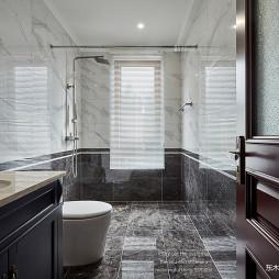 大气中式别墅浴室设计