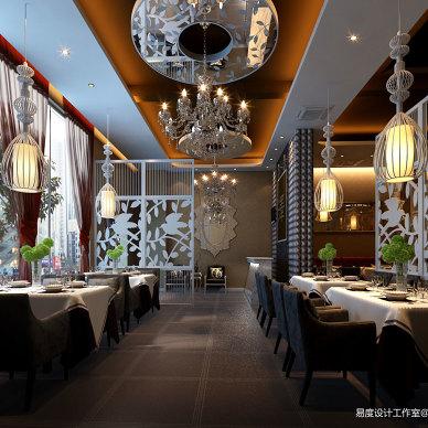 时代奥城商业街餐厅设计作品_3320694