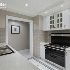 法式三居厨房设计