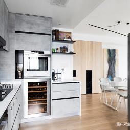 现代二居厨房设计