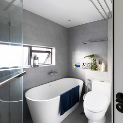 现代二居浴室设计