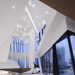 售楼处大厅前台设计