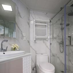简约风二居洗手间设计