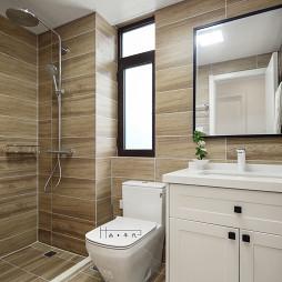 日式三居浴室设计