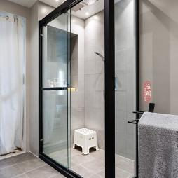 北欧三居浴室设计