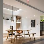 北欧三居餐厅设计