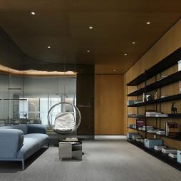 众创办公空间大厅设计