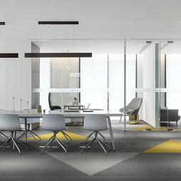 众创办公空间办公区设计