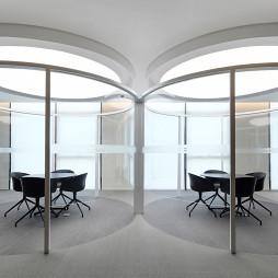 众创办公空间会议室设计
