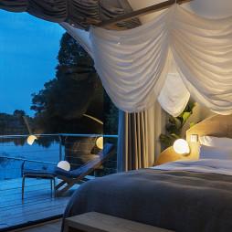 民谣里野奢帐篷酒店客房设计
