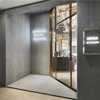 MIMMIA摄影店大门设计