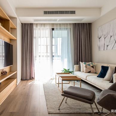 质朴现代客厅设计