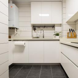 质朴现代厨房设计