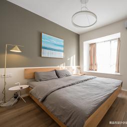 质朴现代卧室设计