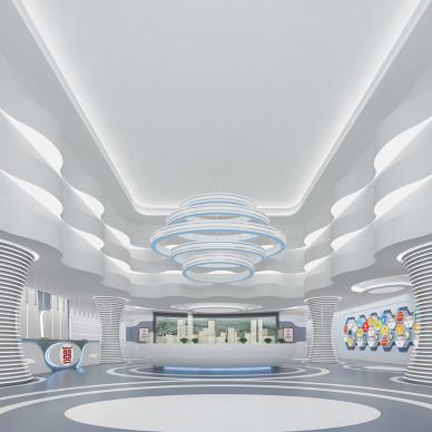 规划展厅_3331981